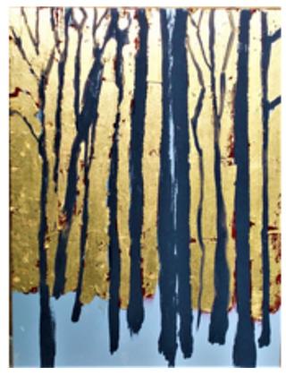 Artist: David Terrar, Title: A Time For Gold