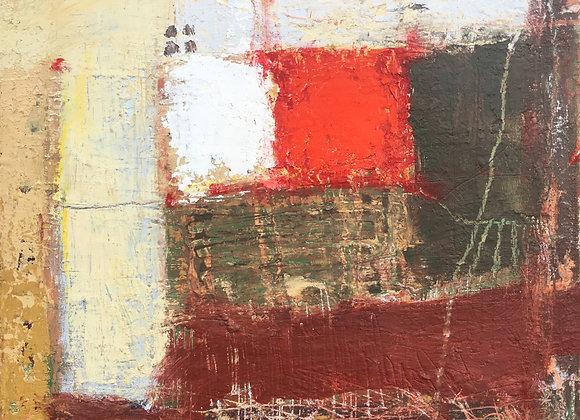 Artist: Temre Stanchfield, Title: Hibernal Solstice