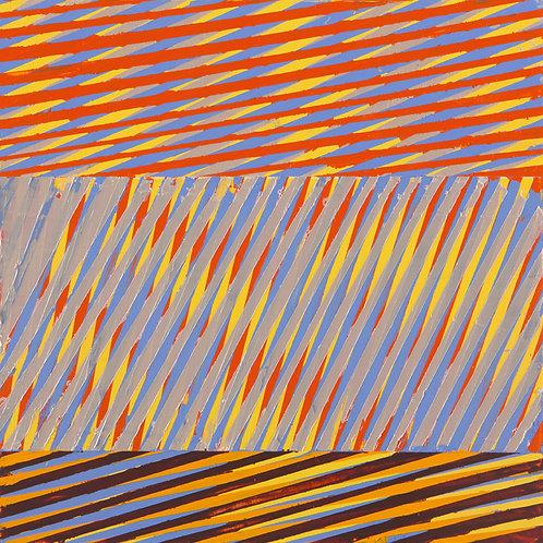 Artist: Tim McFarlane, Title: Transmission VII