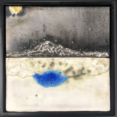 Artists: Mike & Rhoda Kahler, Title: Collaboration #2