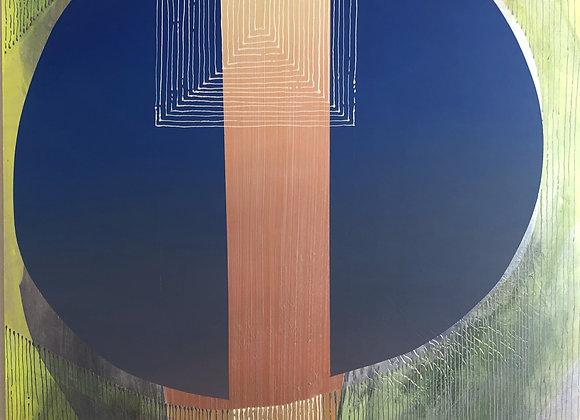 Artist: Kate Stewart, Title: Arcosanti Visions