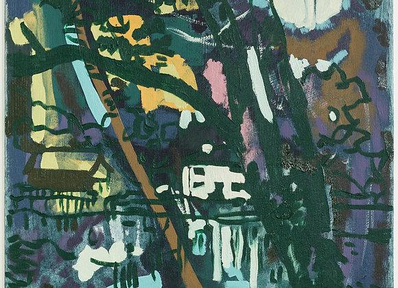 Artist: Kris Benedict, Title: Sleepy Hollow