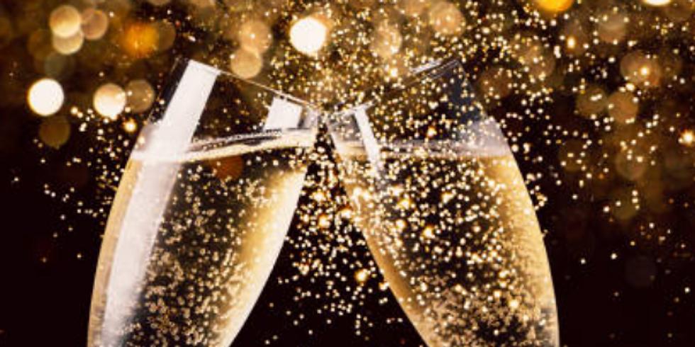 Bourbon & Bubbles | Thurs, Dec 3 | 5:30 - 6:00 pm