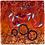 Thumbnail: Artist: Teresa Shields, Title: Orange Ombré