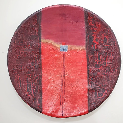 Artist: John Baker, Title: Canyon Pass
