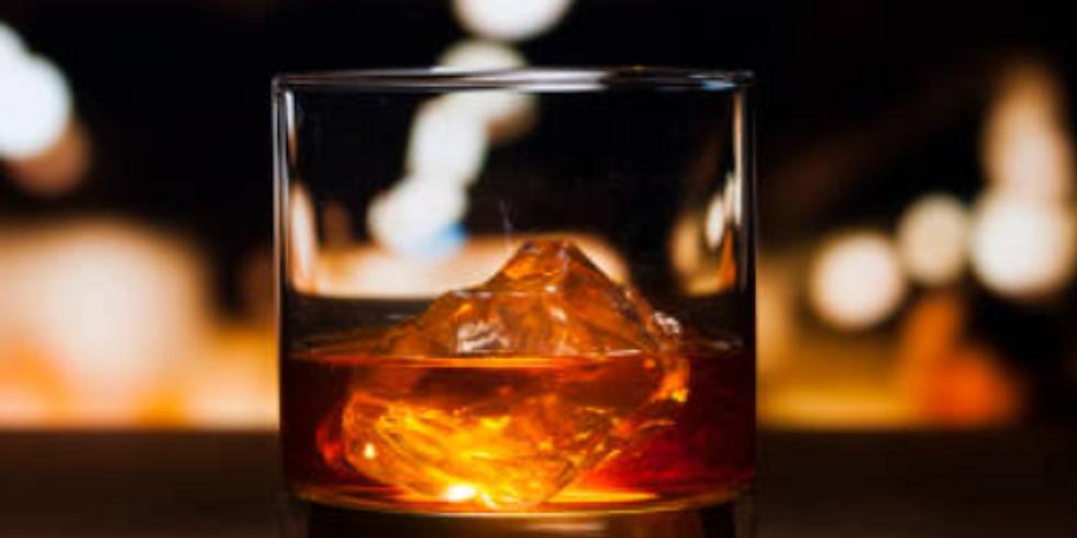 Bourbon & Bubbles | Thurs, Dec 3 | 7:00 - 7:30 pm
