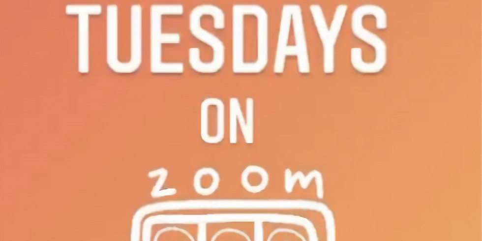 Artist Talk Tuesdays on ZOOM at 3pm: Shanyn Fiske, Emie Hughes and Rinal Parikh