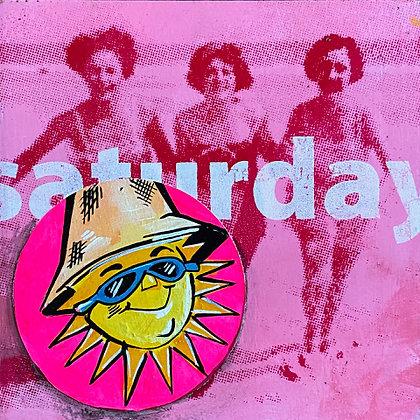Saturday Sun Day! Raffle Ticket