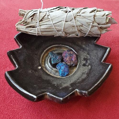 Artist: Eva Hozinez, Title: Chakana Bowl