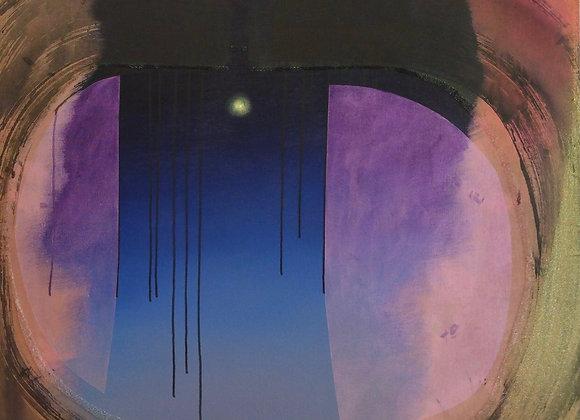 Artist: Kate Stewart, Title: Nocturne Kumo