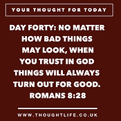 Thought Life Daily Devotional