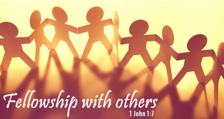 Follow-up fellowship with others