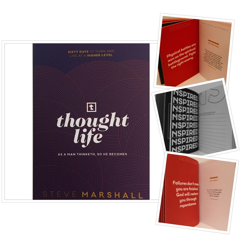 Thought Life Daily Devotional - buy now