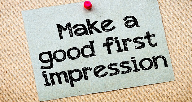 Follow-up Make a good first impression