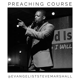Preaching Course