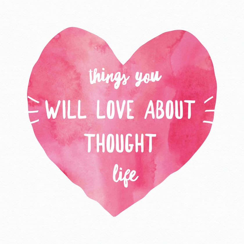 Thought Life Daily Devotional - things you will love