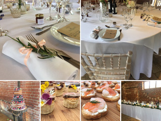 A few pictures from a wedding at Tudor Barns