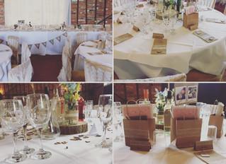 Wedding at Marks hall on 29/5/19