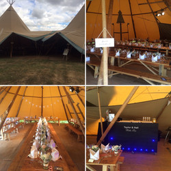 tipi collage