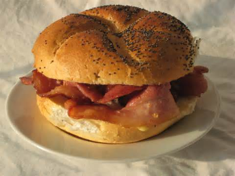Bacon Bap