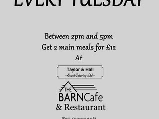 Two for Tuesday Deal