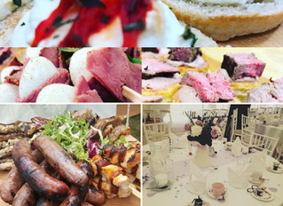 Get in touch to book us for your catering! We still have some availability for 2020!