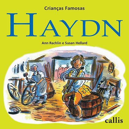 Crianças Famosas - Haydn