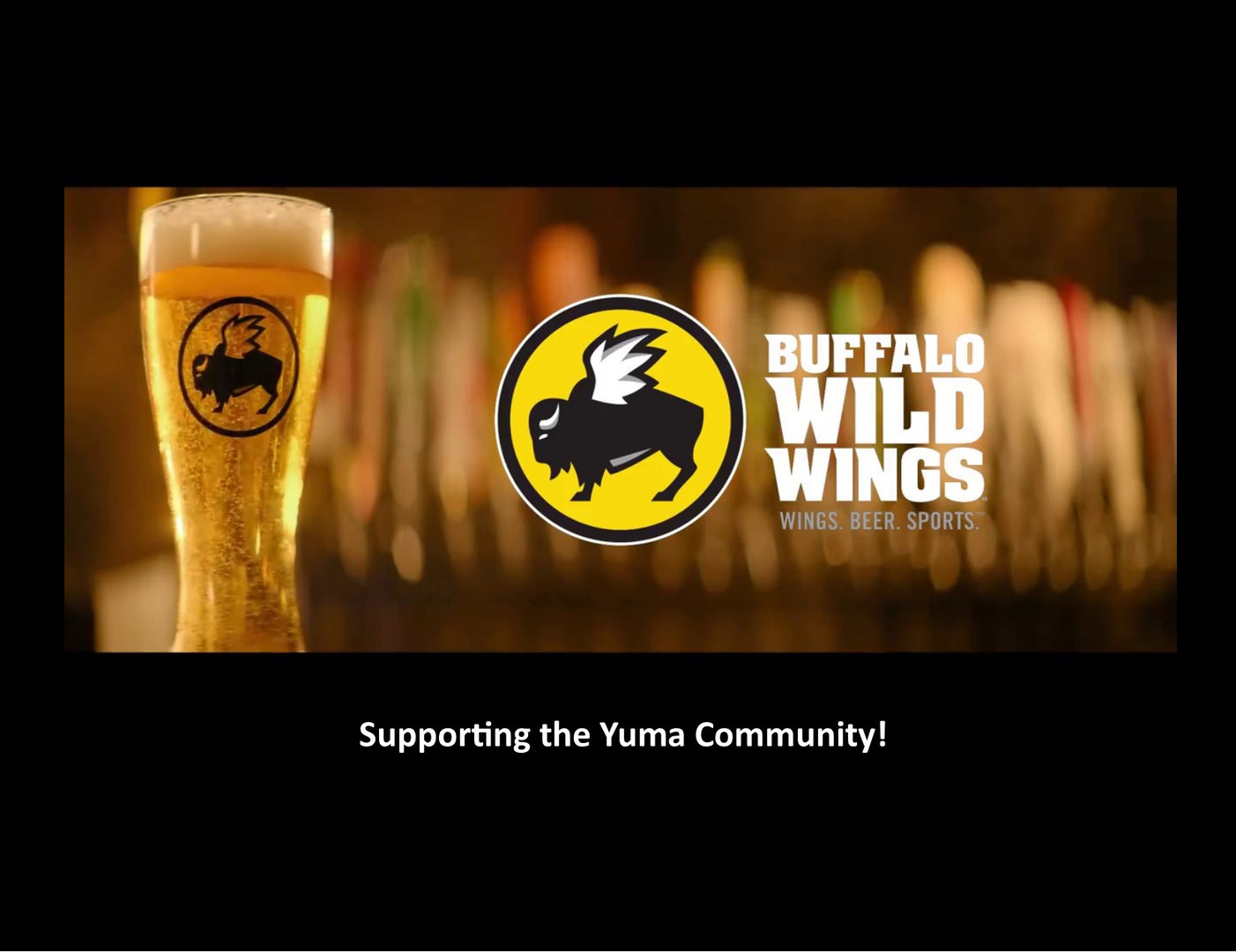 Buffalo Wild Wings Yuma