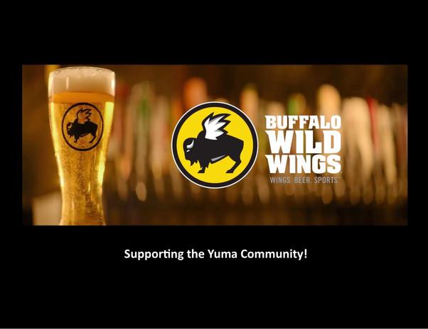 Buffalo Wild Wings Yuma