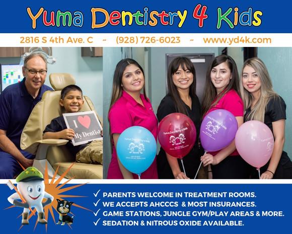 Yuma Dentistry 4 Kids