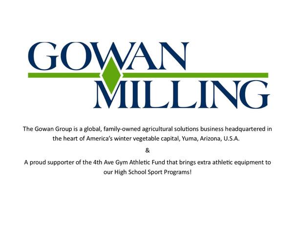 Gowan Milling