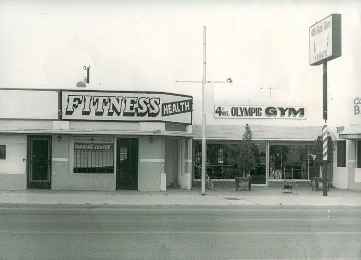 Original 4th Avenue Gym on 4th Avenue