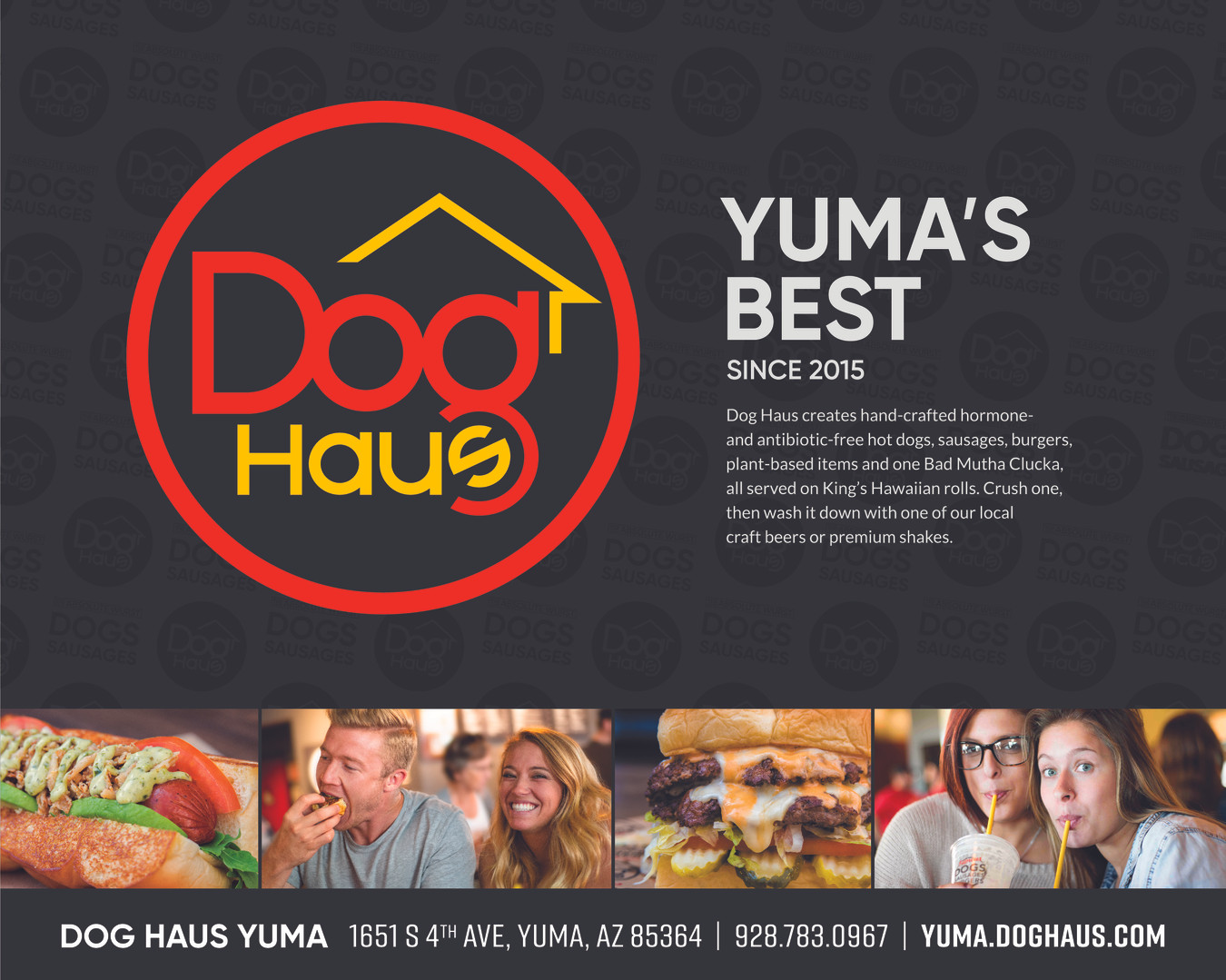 Dog Haus Yuma