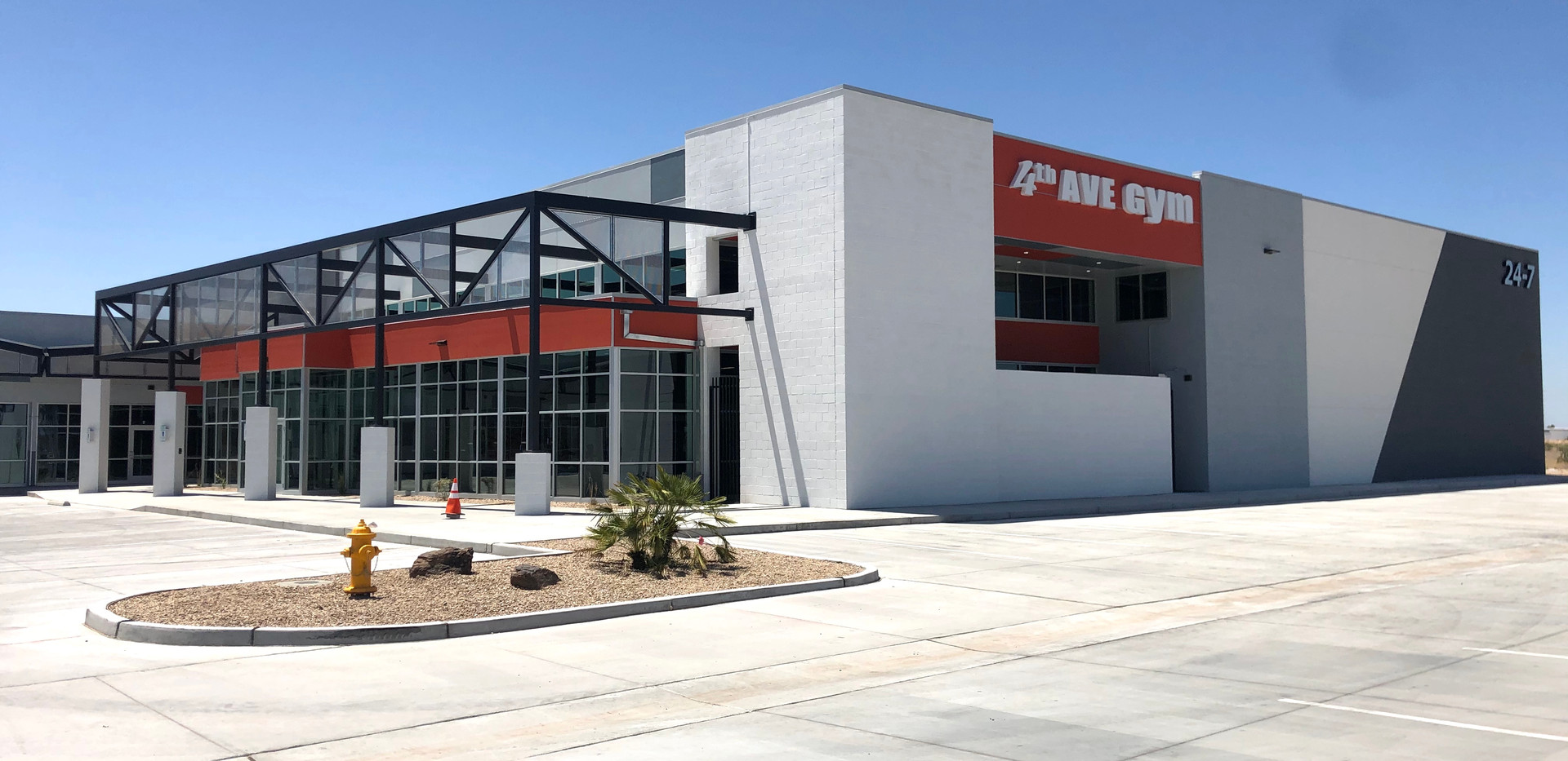New Foothills Location 2020