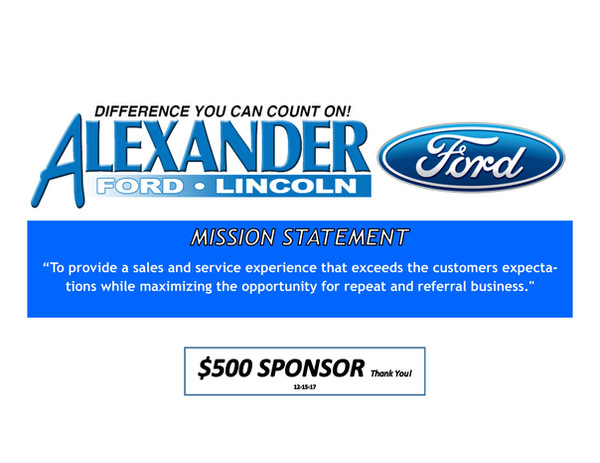 Alexander Ford Lincoln