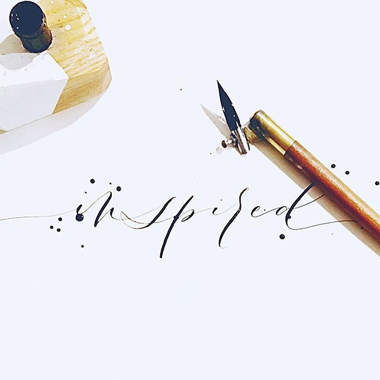 Modern Calligraphy Workshop ADD ONS