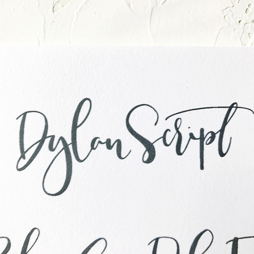 Straight Forward Fun This Modern Lettering Style Is One Of Beckas More Casual Scripts Great To Use For Projects Or Events That Call A Little Less