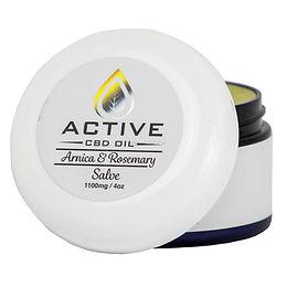 Active CBD Salve