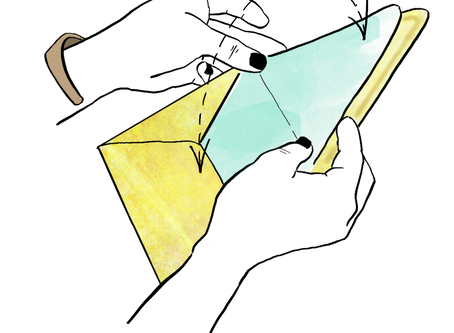 DIY | Envelope Liners
