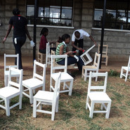 Volunteers Unit Classroom Prep