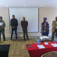 Presentation to Health professionals.. ( pediatricians) Looking on Alvin Kimani, Alvin Gatheru,Keith Kiama- Young adults on the spectrum.
