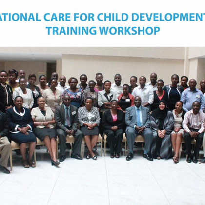 1st National Care for Child Development