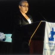 H.E. Margaret Kenyatta _Autism Speaks Speech