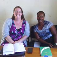 Sue Corcoran & Daina Wambui- Acacia UK