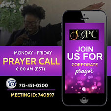 Prayer morning call.jpeg