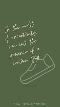 Certain God