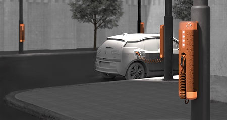 Covestro EV Charger