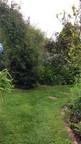 Entrée du grand jardin.