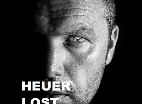 Book Spotlight Heuer Lost and Found by A.B. Funkhauser