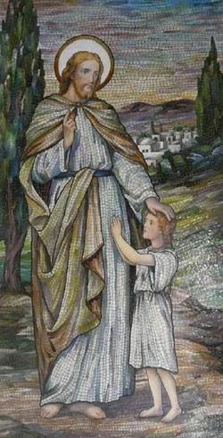 Christ-Blessing-a-Child